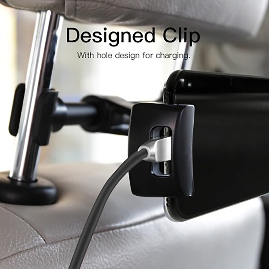 Universal Rear Seat Car Phones and Tablets Adjustable Mount Holder