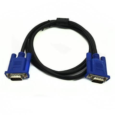 VGA Cable - Male to Male - 1.5 meter