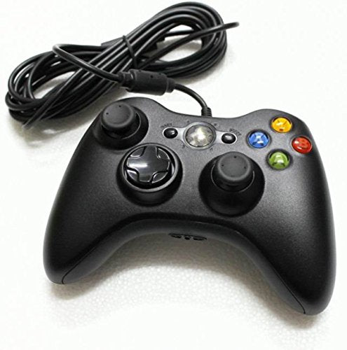 Wired Remote Gamepad Controller for Xbox 360 by Raz Tech