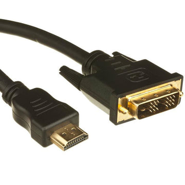 HDMI to DVI Cable - 1.5m - by Raz Tech