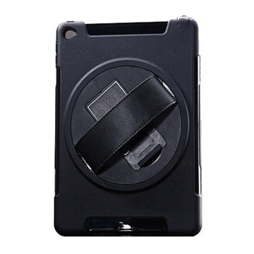 Rugged Holder Protective Case with Handle, Stand and Built-in Screen Protector for Apple iPad 2/3/4 - by Raz Tech