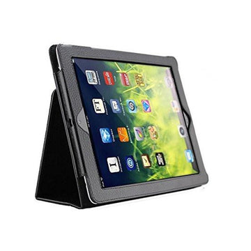 Tablet Leather Flip Case for Apple iPad Mini 2 / iPad Mini 3 - by Raz Tech