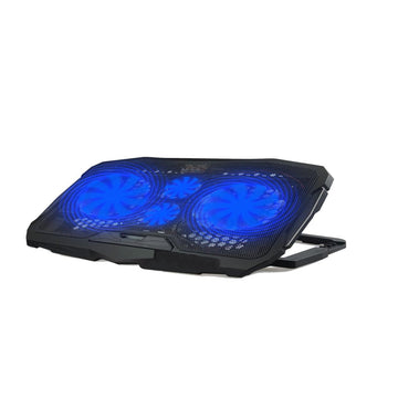 Laptop USB Cooling Pad S18 - Black