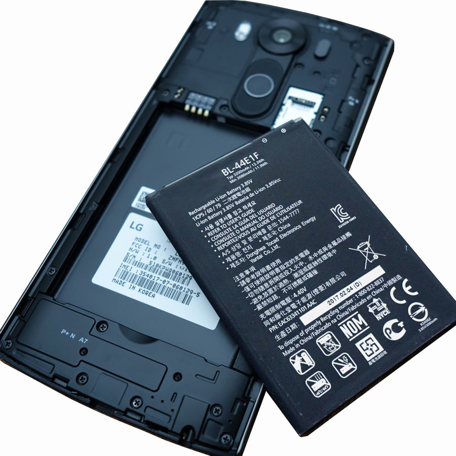 Replacement Battery for LG V20 - BL-44E1F