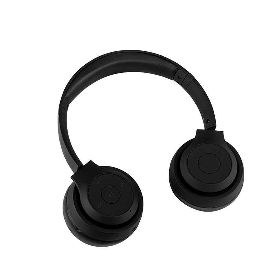 Wireless Bluetooth Stereo Headphone Cell Phone Earphones - by Raz Tech