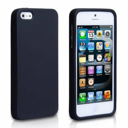 Rubber Gel Case for Apple iPhone 4 - by Raz Tech
