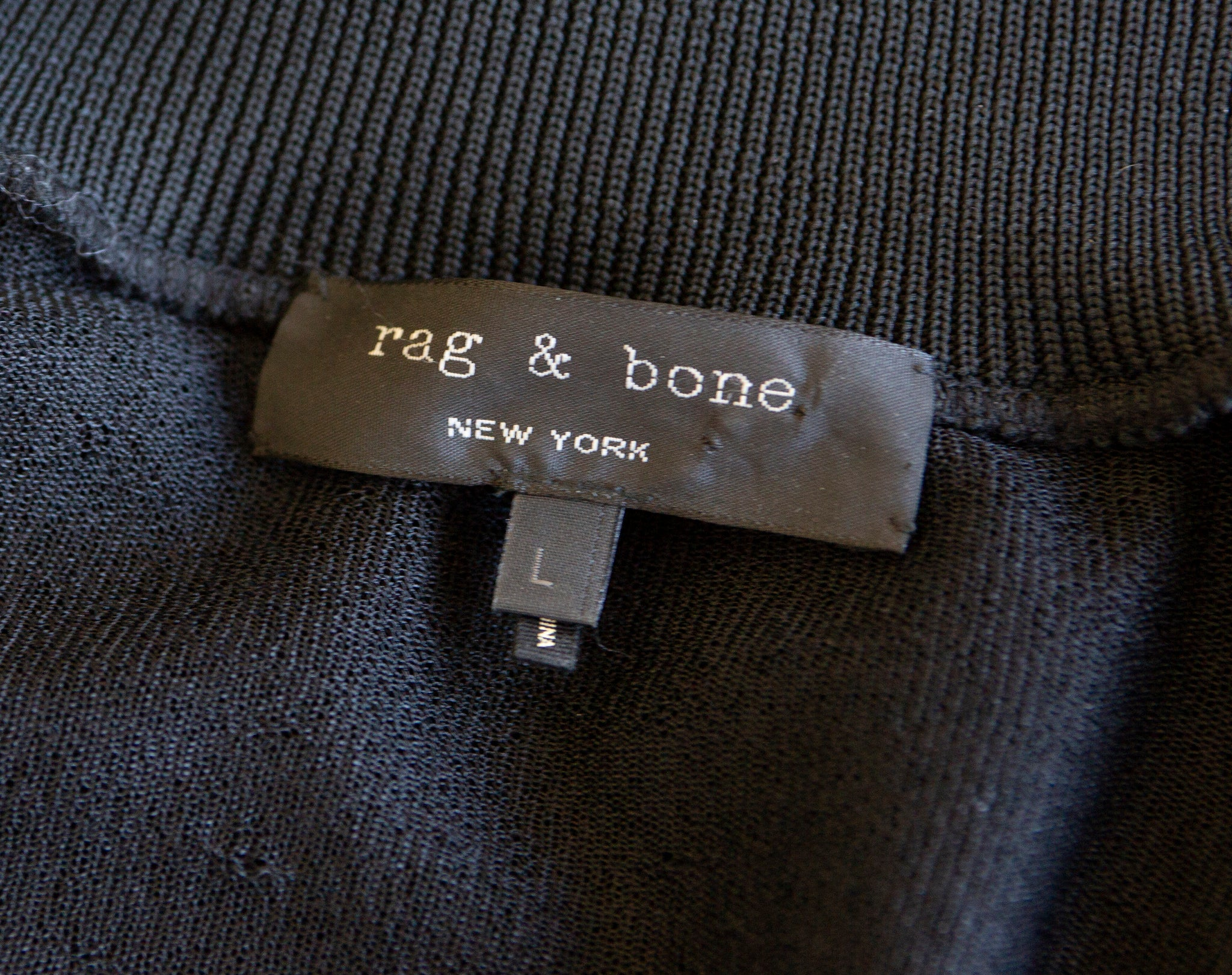 Rag & Bone Knit Jacket