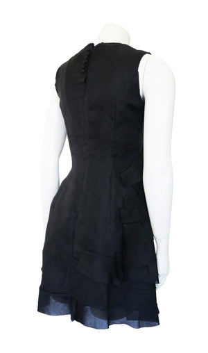 Prada Ruffle Dress