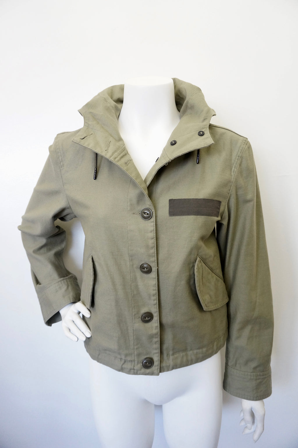 RAG & BONE ARMY GREEN JACKET