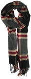 Cashmere Feel Scarf in Tartan Plaid