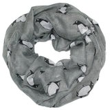 Cool Penguin Infinity Scarf
