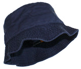 100% Cotton Classic Bucket Hat
