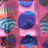 Cupcake Confection Silky Satin Scarf
