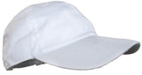 Simple And Stylish 100% Cotton Baseball Hat in Assorted Colors