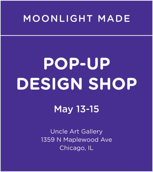 Parallel Goods at Moonlight Made Pop-up Design Shop