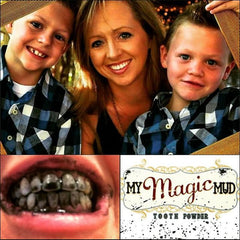 My Magic Mud Tooth Powder and Toothpaste