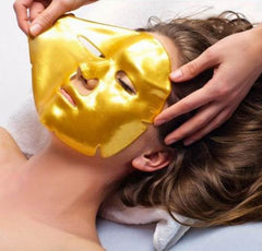Jamela 24k Gold Collagen Facial Masks