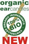 Ear Candles (BIO) Certified Organic by Naturhelix