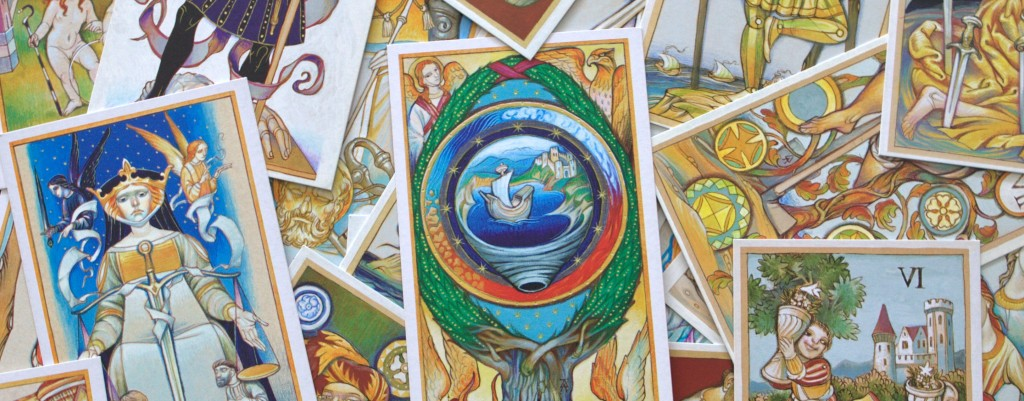 Oracle Cards, Tarot Cards and Books - The Holistic Shop in Wagga Wagga