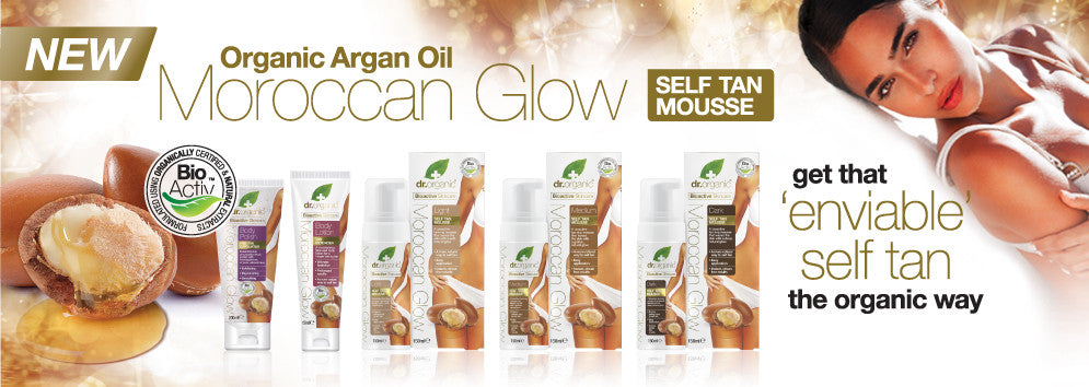 Dr Organic Certified Organic Self Tanning Range in Australia | Become a Healthier You - The Holistic Shop Wagga Wagga