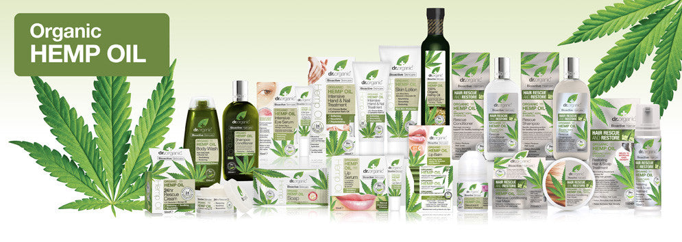 Dr Organic Hemp Oil Hair, Body, Skin and Personal Care in Australia | Become a Healthier You - The Holistic Shop Wagga Wagga