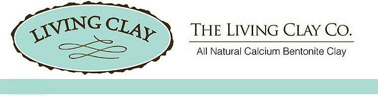 Living Clay Co - Calcium Bentonite Detox Clay Products