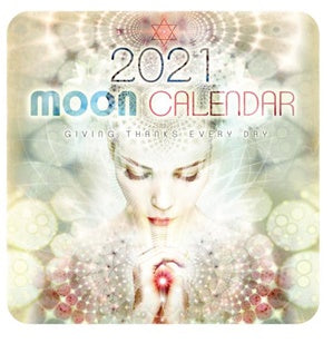 NEW Moon Calendar 2021 by Melanie Spears - PRE Order - Christmas Gift Idea