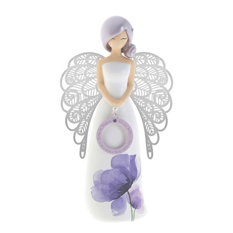 You are an Angel Figurine 155mm - ALWAYS BELIEVE