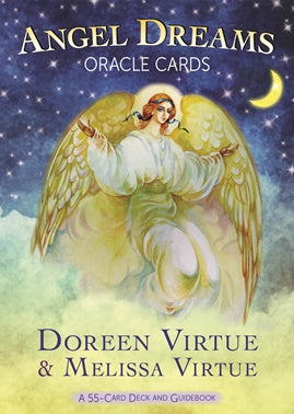 Angel Dream Oracle Cards - Doreen and Melissa Virtue