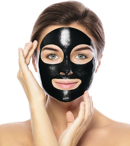 Bamboo Activated Charcoal and  Manuka Honey Facial Mask