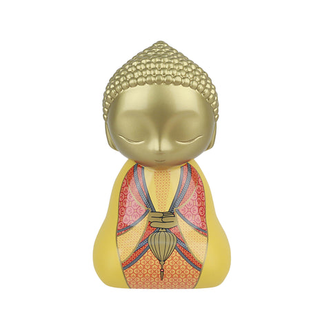Little Buddha Collectable Figurine - Beyond the Clouds - 130mm - Christmas Gift