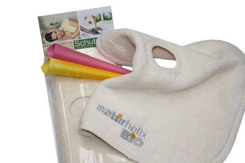 Ear Candling Treatment Cloth (BIO Certified Organic)