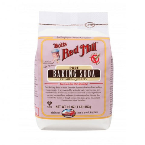 Bob's Red Mill Baking Soda - 453g