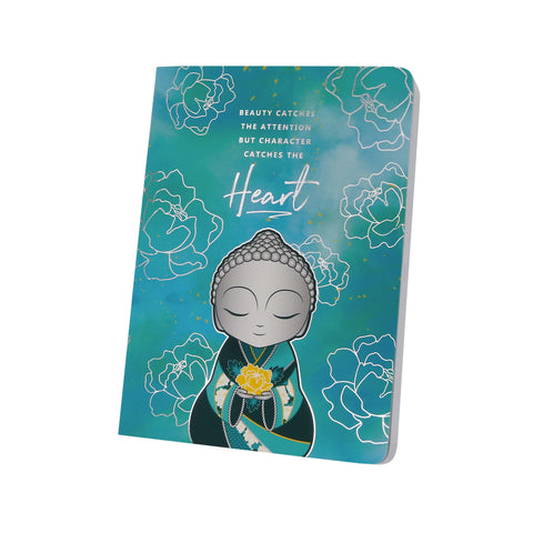 Little Buddha - Character Catches The Heart - Notebook - Gift Idea