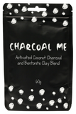 Charcoal Me – Activated Coconut Charcoal and Bentonite Clay Powder 60g