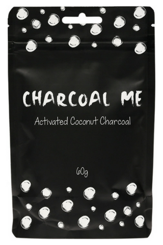 Charcoal Me – Activated Coconut Charcoal Powder 60g
