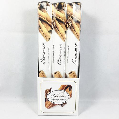 CINNAMON Incense Sticks - Premium Fragrance - Handmade