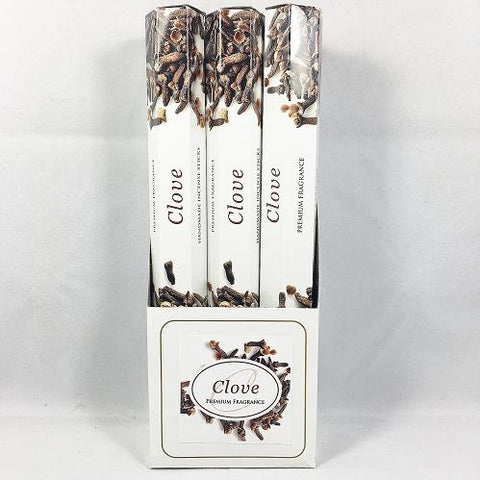 CLOVE Incense Sticks - Premium Fragrance - Handmade