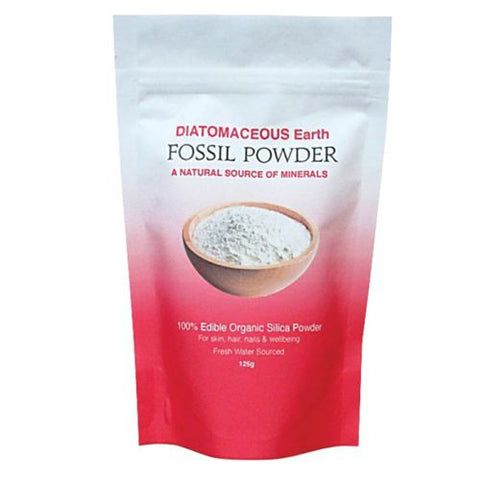 Fossil Powder DIATOMACEOUS EARTH