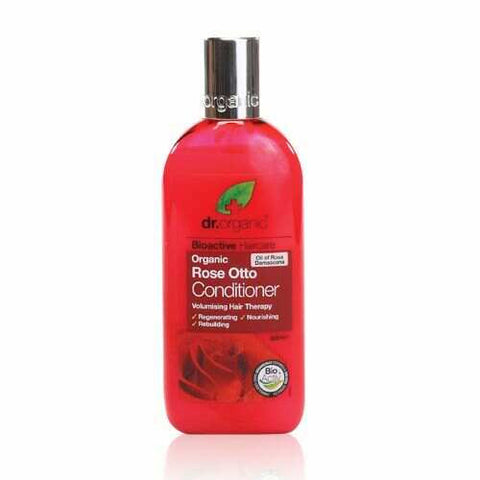 Dr Organic Rose Otto Hair Conditioner 265ml