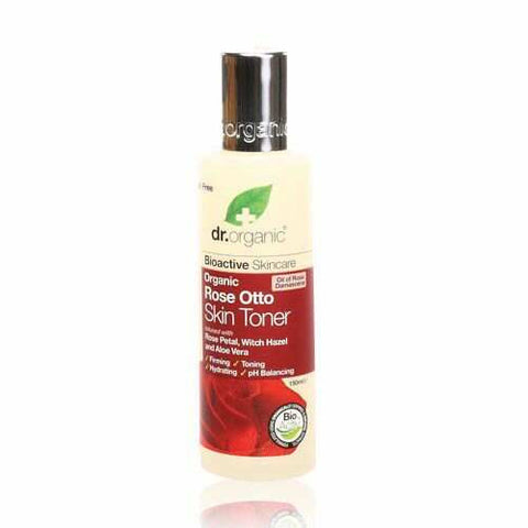 Dr Organic Rose Otto Skin Toner 150ml - May Special Offer