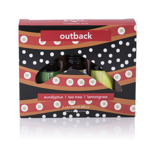 Outback Essential Oil Gift Pack - 3 Pack - ECO Aroma