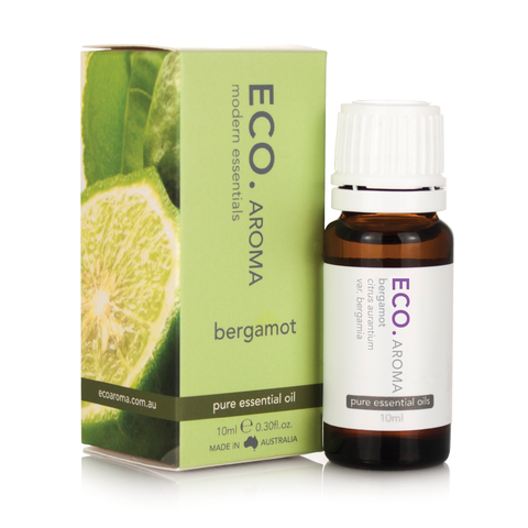 Bergamot Essential Oil 10ml - ECO Aroma