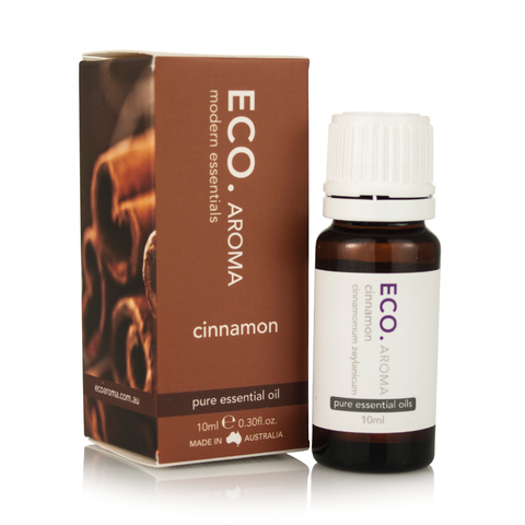 Cinnamon Essential Oil 10ml - ECO Aroma