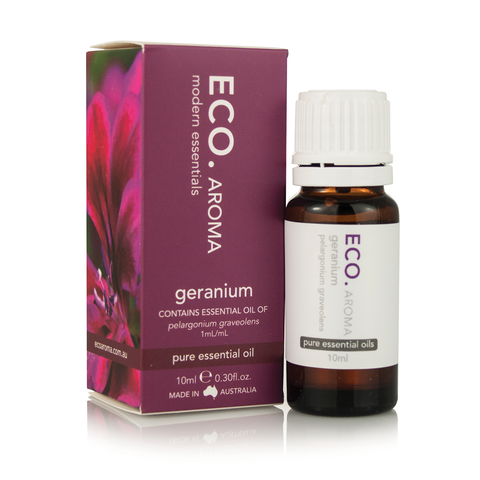 Geranium Essential Oil 10ml - ECO Aroma