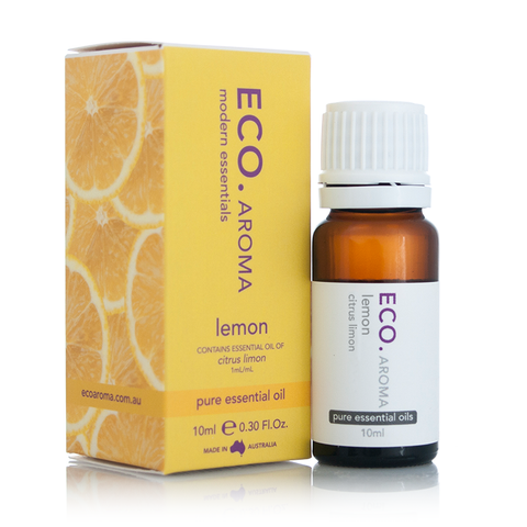Lemon Essential Oil 10ml - ECO Aroma