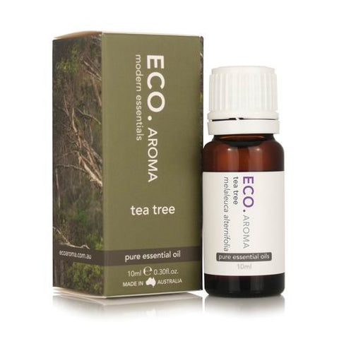 Tea Tree Essential Oil 10ml - ECO Aroma
