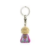 Little Buddha Figurine Keychain - Key Ring - Forgive Everything - Gift Idea