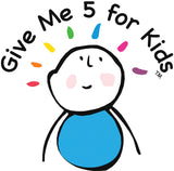 Give me 5 for Kids Fund Raising Lava Healing Bracelet