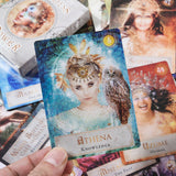 Goddess Power Oracle Card Deck (Standard Edition) - Colette Baron Reid